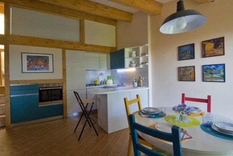 casa-vacanze-perugia-cucina